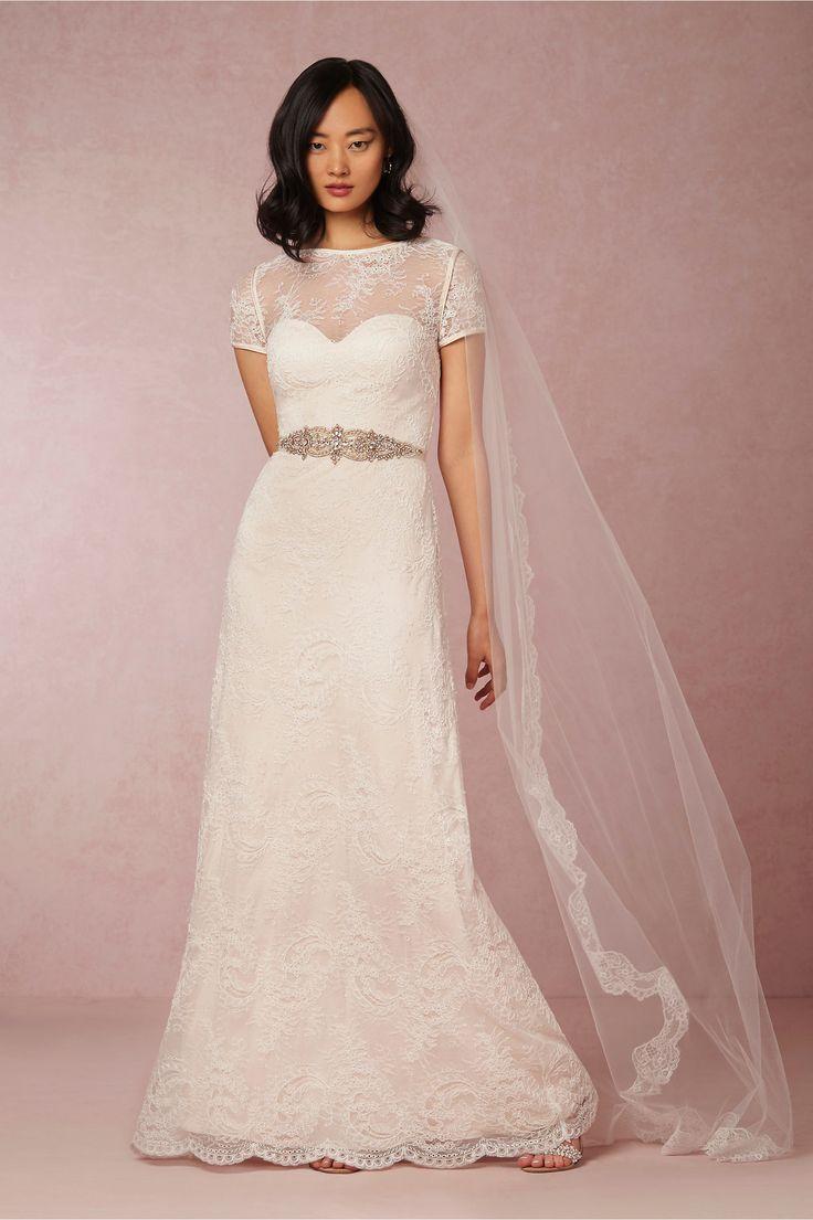 Avery Wedding Dress by Catherine Deane