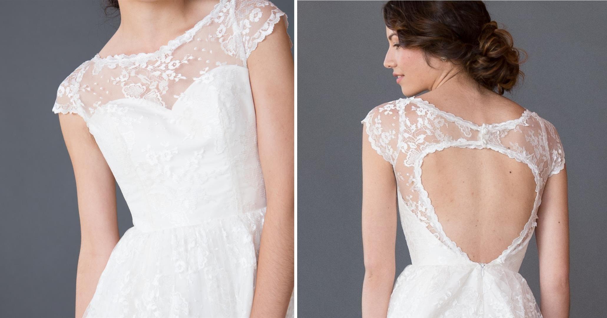 Diana Celia Grace Eco Fair Trade Wedding Dress