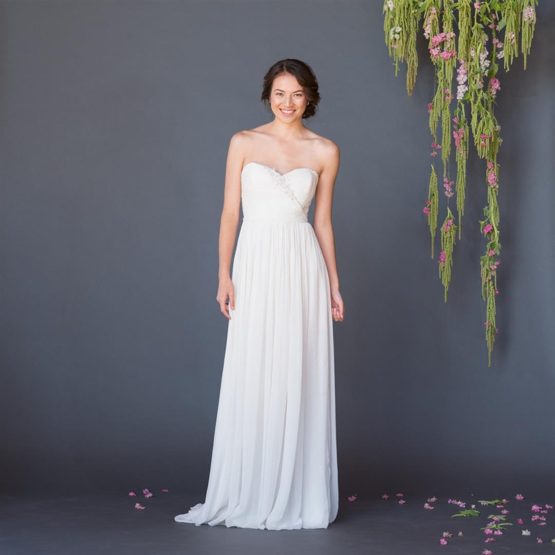 Edie Celia Grace Eco Fair Trade Wedding Dress