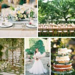 Snippets, Whispers & Ribbons - Gorgeous Garden Wedding Inspiration