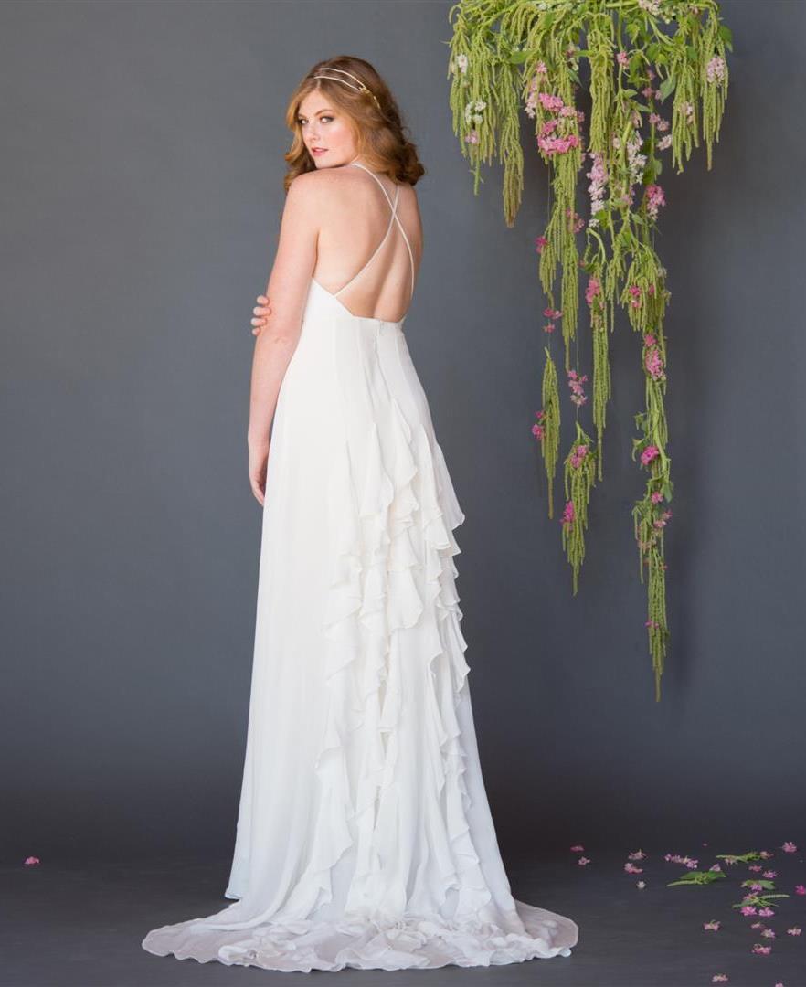 Isabel Celia Grace Eco Fair Trade Wedding Dress