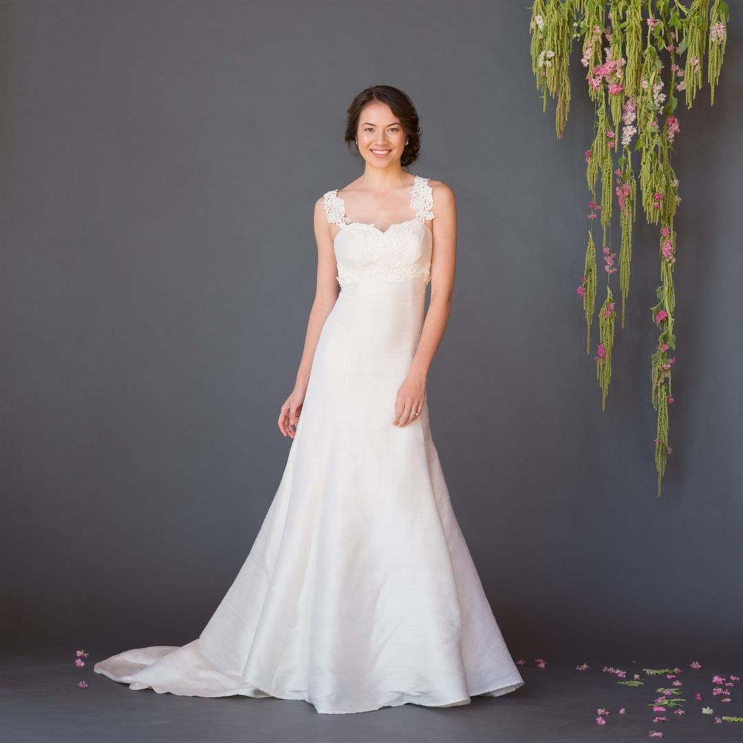 Jane Celia Grace Eco Fair Trade Wedding Dress