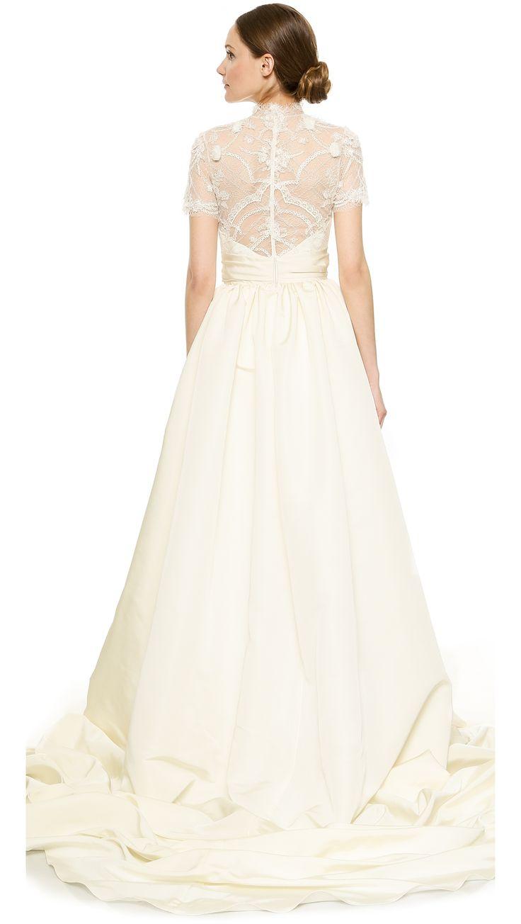 Marchesa Wedding Gown
