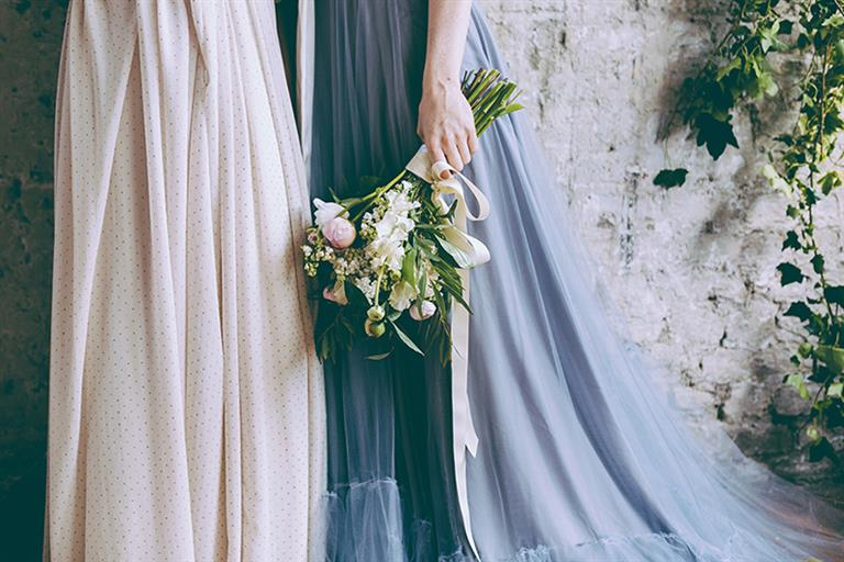 Sleeping Beauty Bridal Fashion Inspiration Shoot