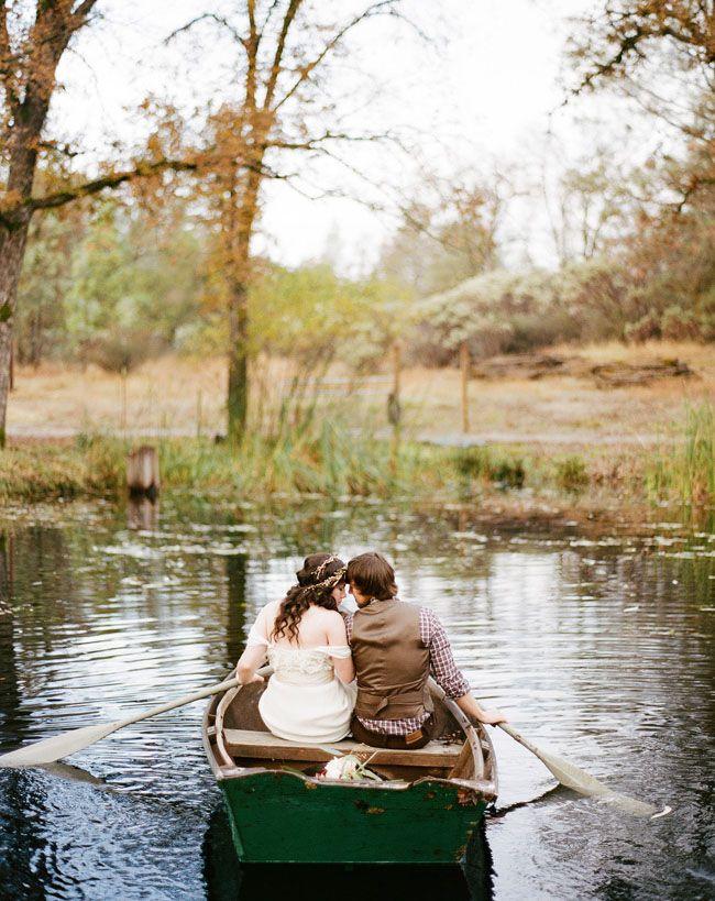 Boat Wedding Getaway