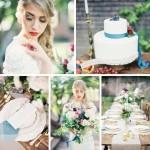 Secret Garden wedding Inspiration Shoot