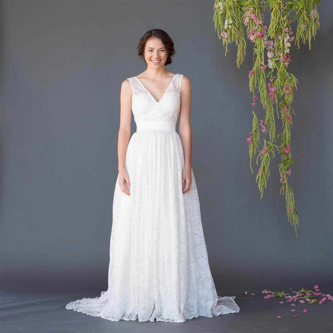 Teresa Celia Grace Eco Fair Trade Wedding dress