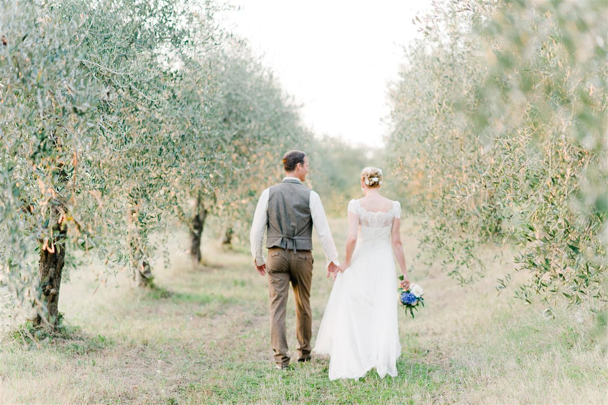 A Vintage Inspired Destination Wedding in Tuscany from Nadia Meli Photography