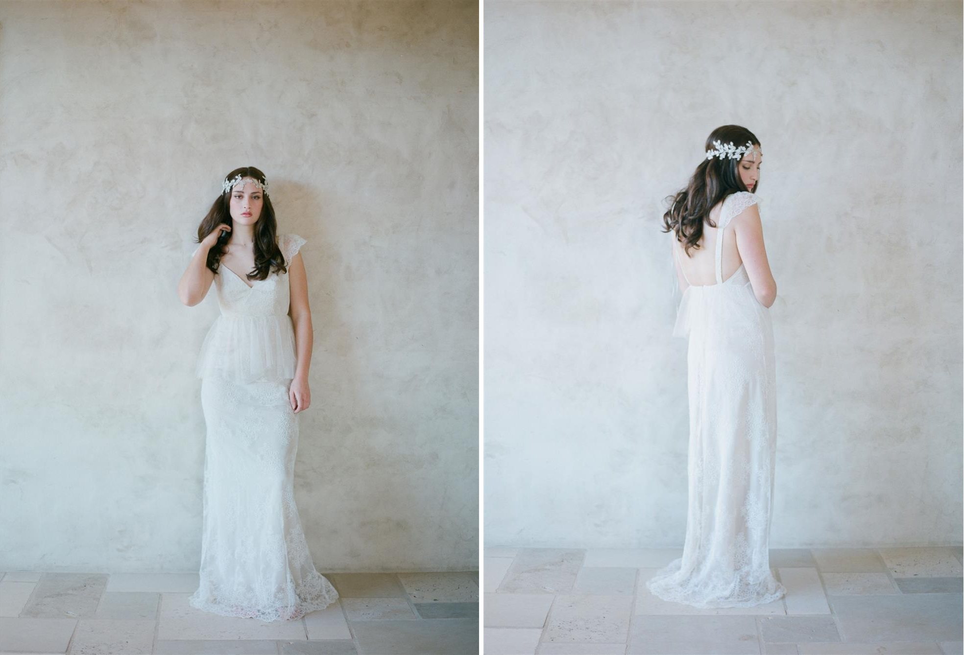 The Beautiful 2015 Wedding Dress Collection from Myra Callan for Twigs & Honey