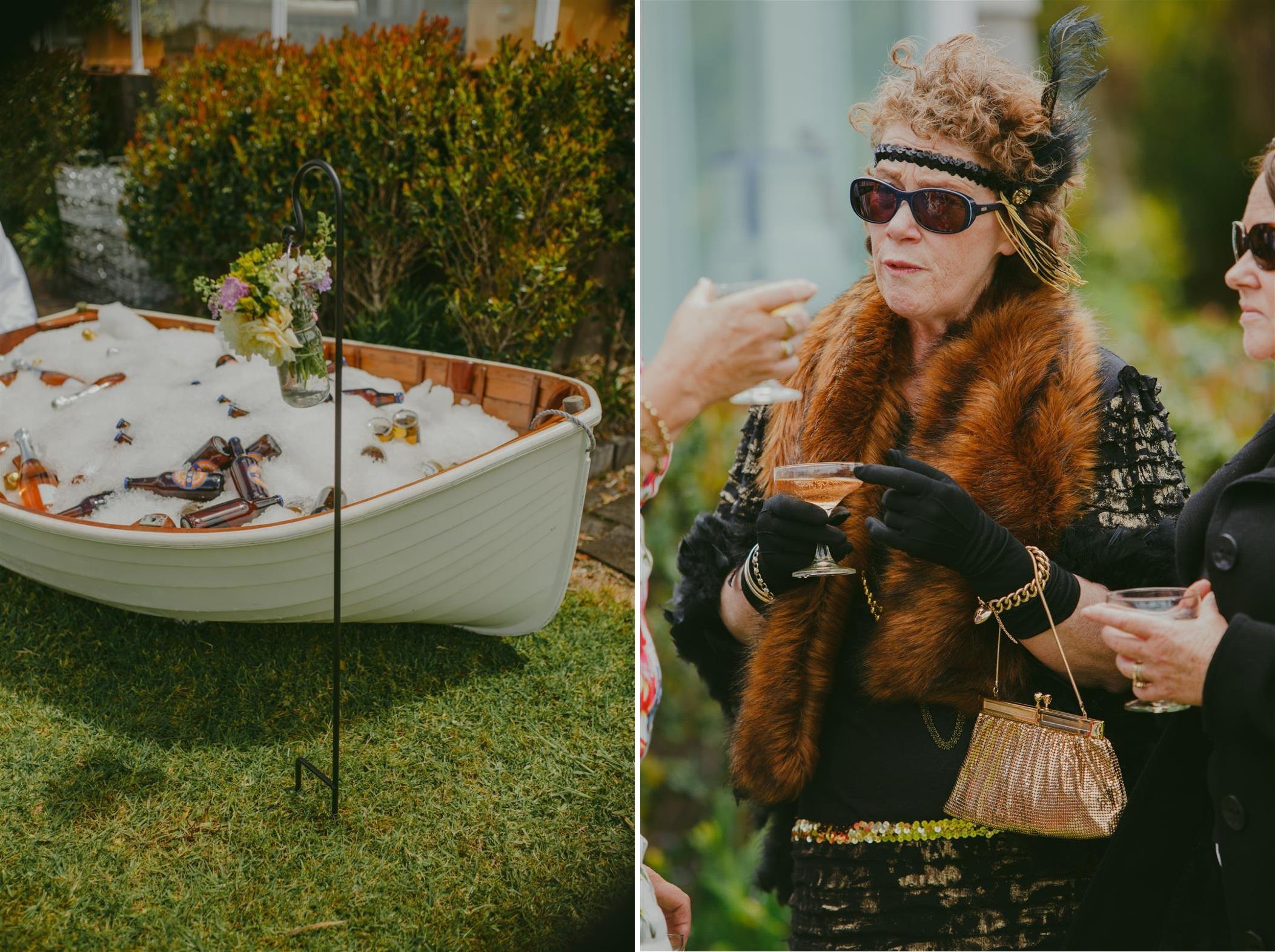 Wedding Ceremony - An Elegant Spring Vintage Wedding
