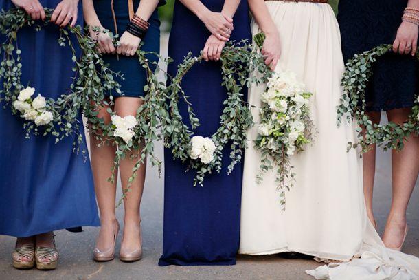 10 Creative Amp Beautiful Alternative Bridesmaid Bouquets