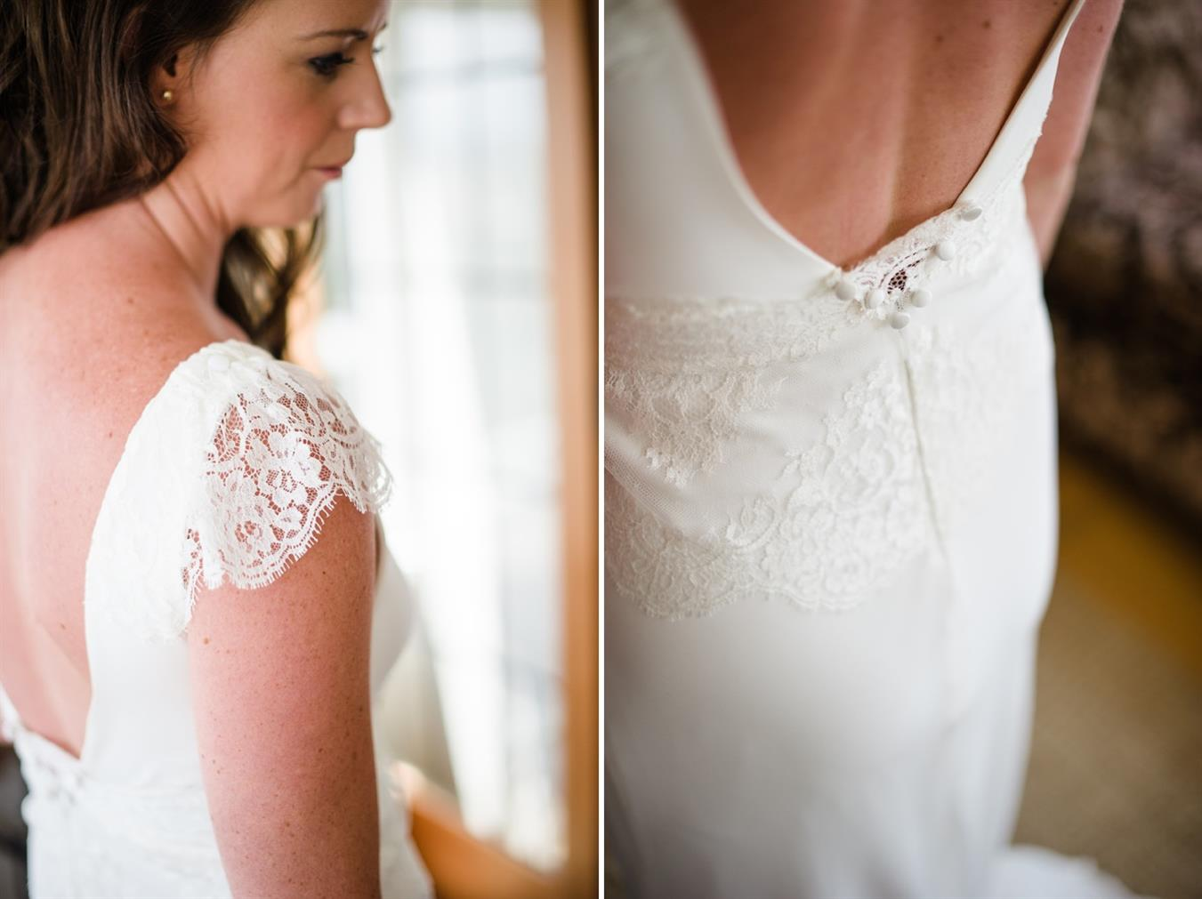 A Stunning Summer Winery Wedding in White from Meredith Lord Photography