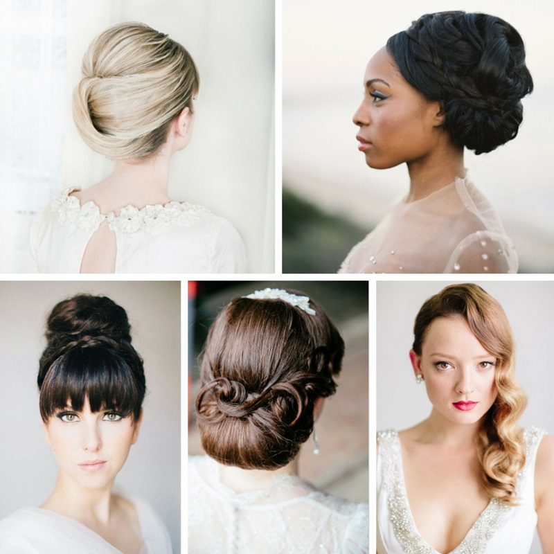 25 ridiculously romantic bridal updos chic vintage brides ridiculously beautiful romantic bridal updos junglespirit Images