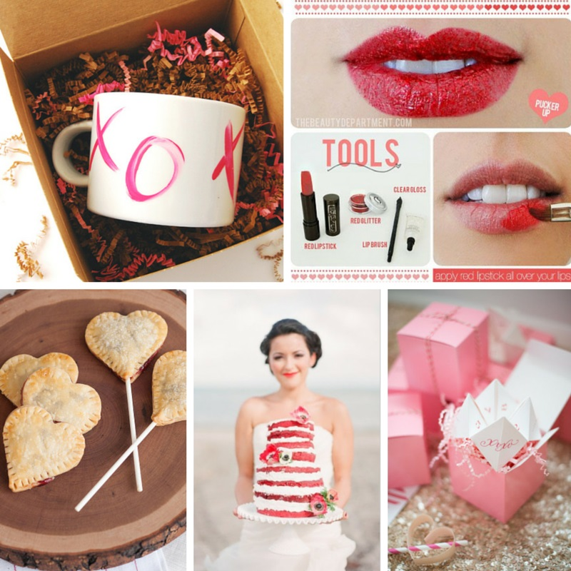 Snippets, Whispers & Ribbons - Valentines Day Ideas