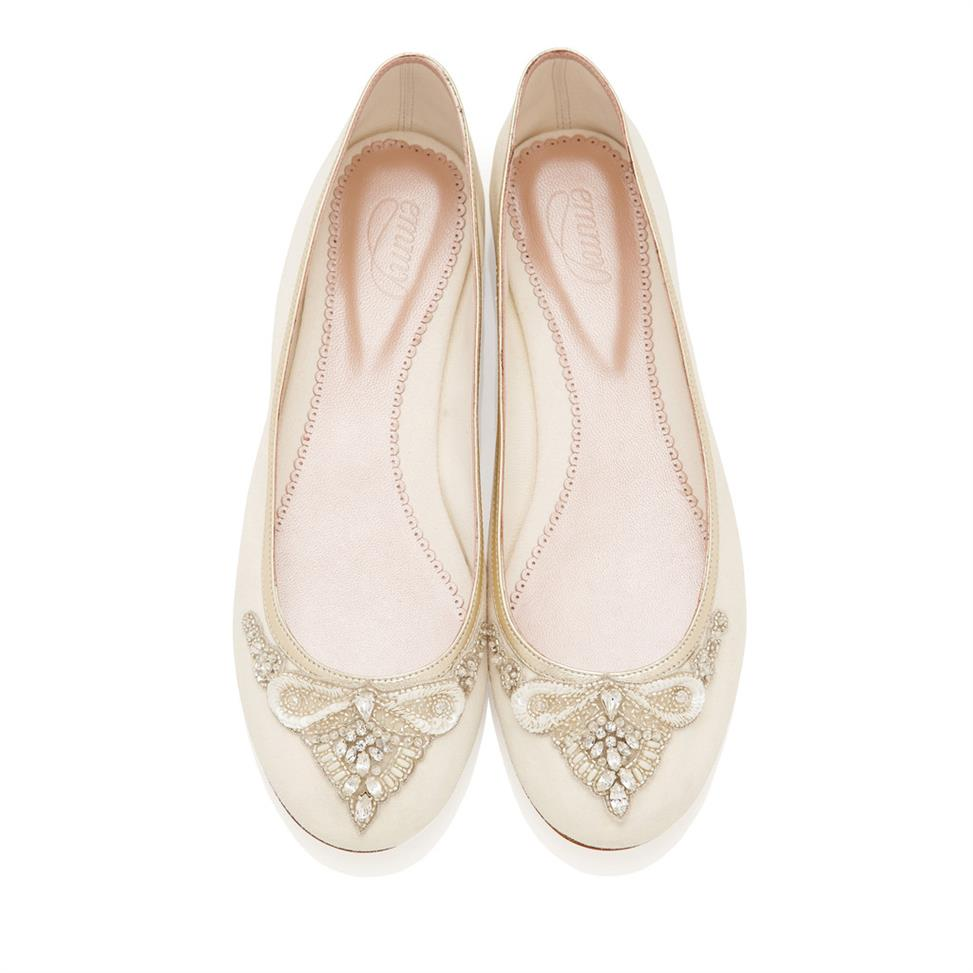 Stunning New Spring 2015 Bridal Shoes from Emmy London - Carrie