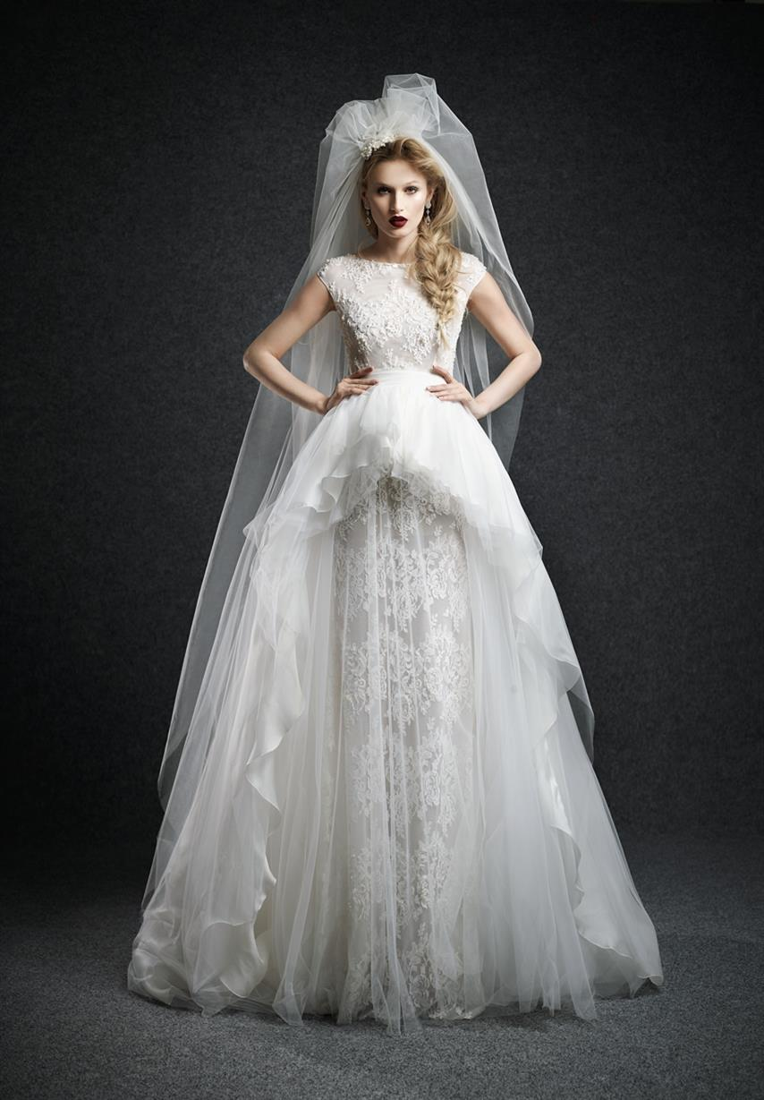 2015 Bridal Collection from Ersa Atelier - Casiopeia