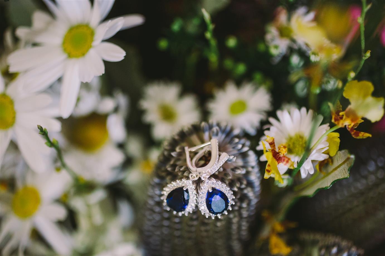 Vintage Something Blue - A 1950s Inspired Woodland Wedding