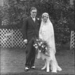 Chic Vintage 1920s Bride - Joan Bacon
