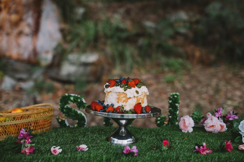 A 1950s Inspired Woodland Wedding