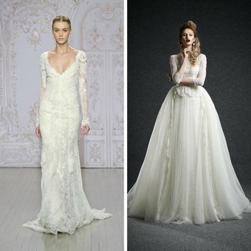 30 Exquisite Elegant Long Sleeved Wedding Dresses Chic Vintage