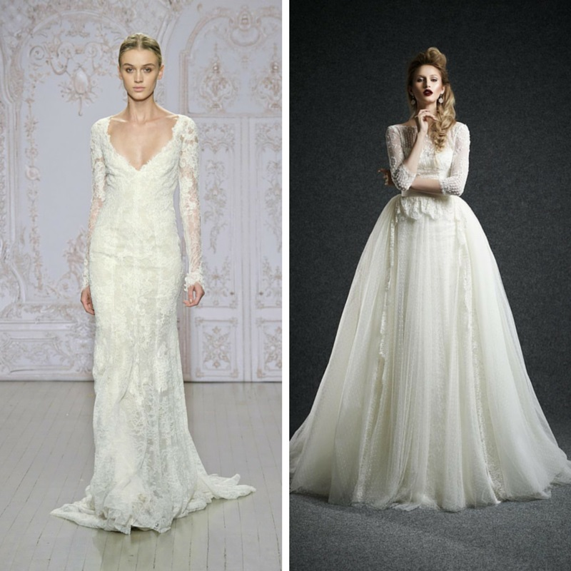 30 Exquisite Elegant Long Sleeved Wedding Dresses For 2017
