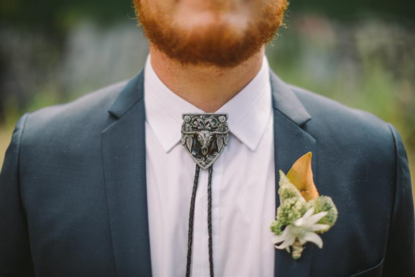 Vintage Groom - A 1950s Inspired Woodland Wedding
