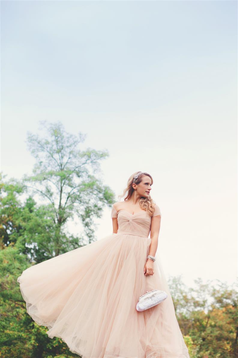 The Gorgeous New Collection of Bridal Accessories from Cloe Noel Designs