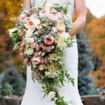 Bouquet Recipe - A Lush Shower Bridal Bouquet