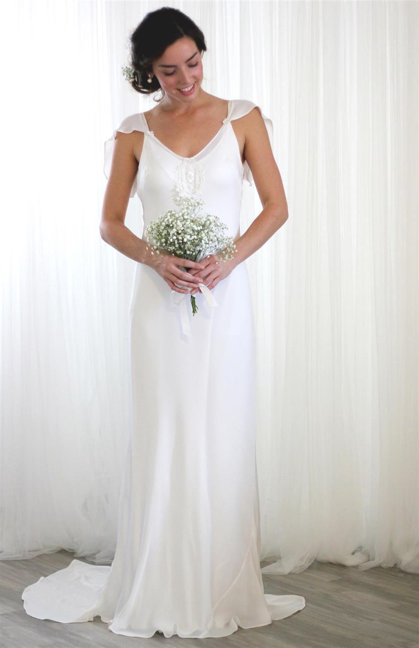 Elegant Vintage Wedding Dresses from Rose & Delilah