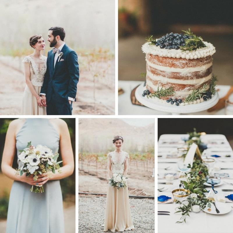 A Timeless Art Deco Inspired Wedding
