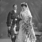 Chic Vintage Edwardian Bride Ismay Preston