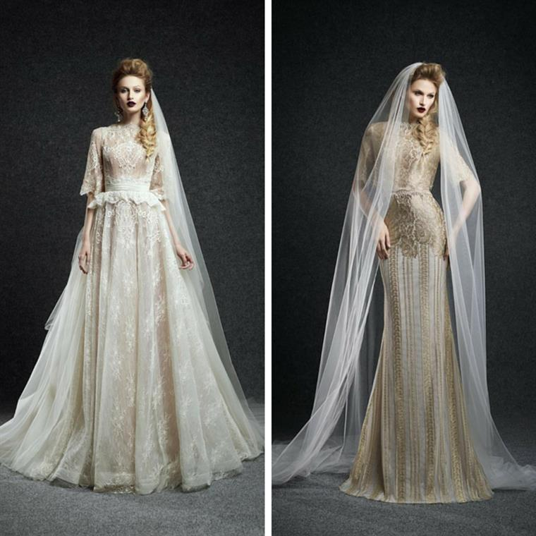 2015 Bridal Collection from Ersa Atelier