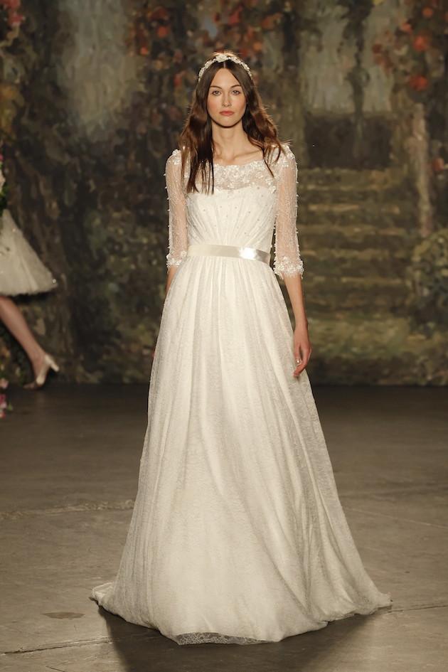 Jenny Packham's Enchanting Spring 2016 Bridal Collection - Gertrude