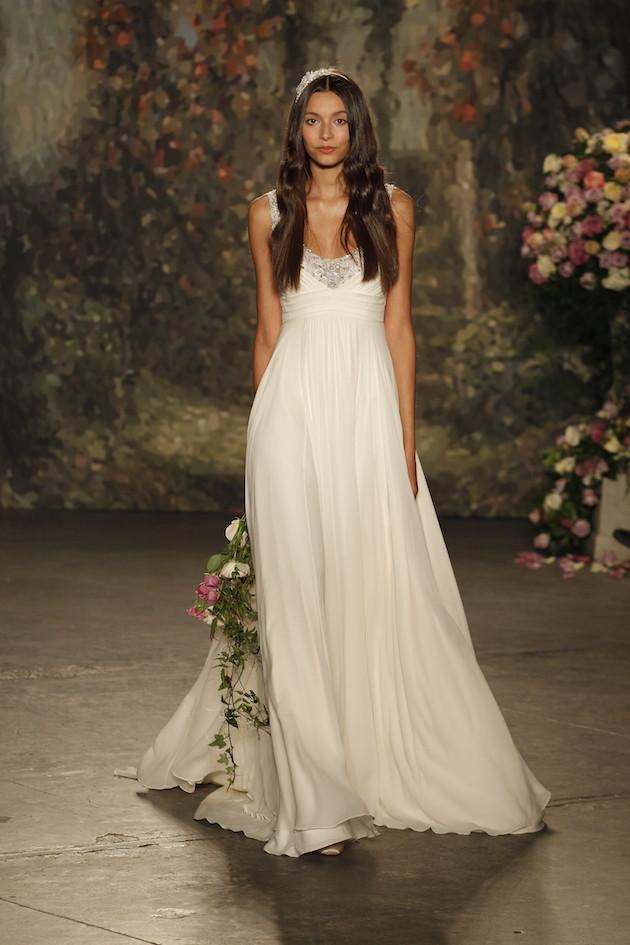 Jenny Packham's Enchanting Spring 2016 Bridal Collection - Ophelia