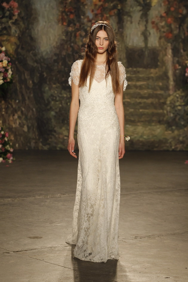 Jenny Packham's Enchanting Spring 2016 Bridal Collection - Venetia