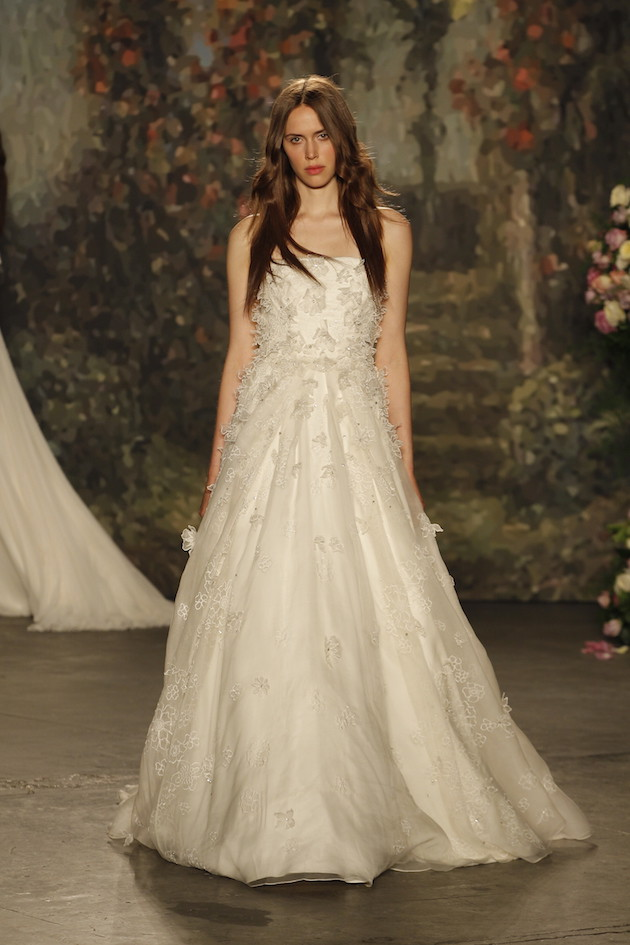 Jenny Packham's Enchanting Spring 2016 Bridal Collection - Hero