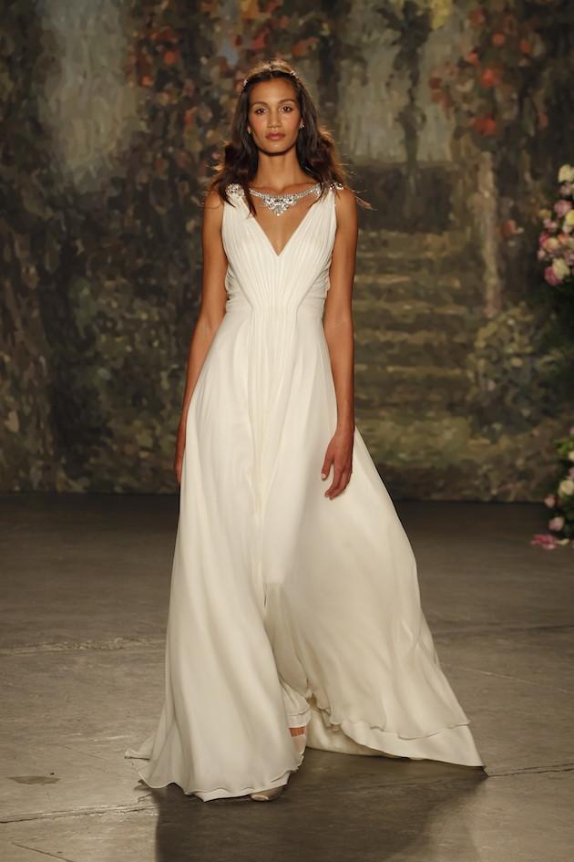 Jenny Packham's Enchanting Spring 2016 Wedding Dress Luciana