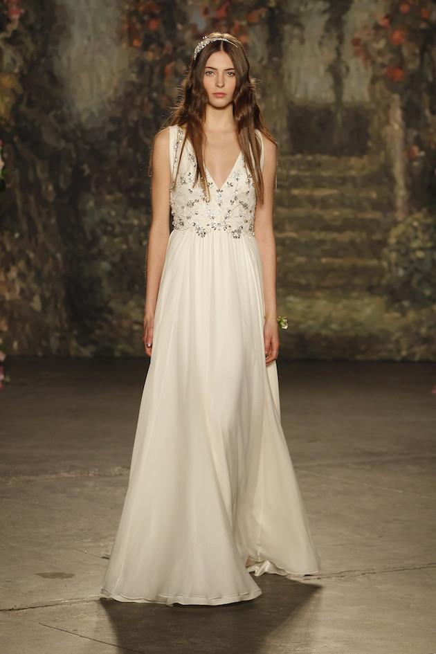 Jenny Packham's Enchanting Spring 2016 Wedding Dress Rosemarie