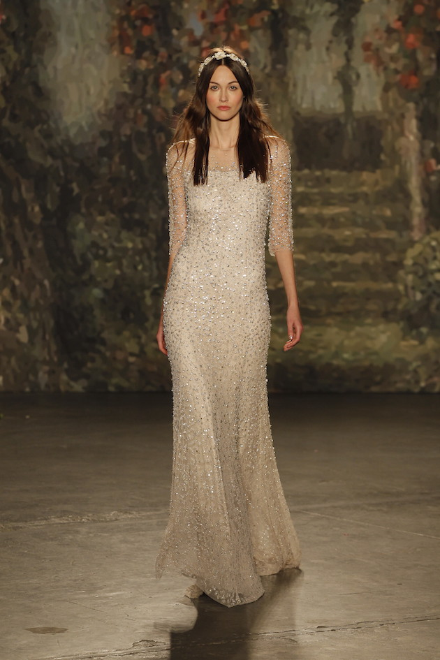 Jenny Packham's Enchanting Spring 2016 Bridal Collection - Mina