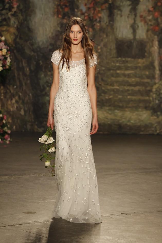 Jenny Packham's Enchanting Spring 2016 Wedding Dresses - Peasblossom