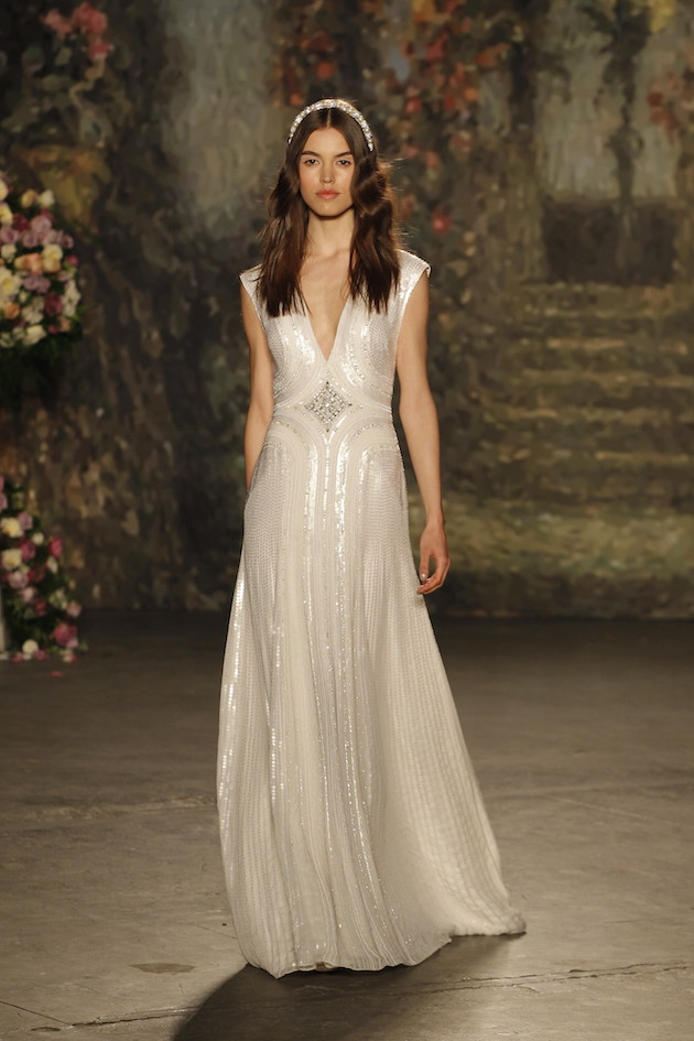 Jenny Packham's Enchanting Spring 2016 Bridal Collection - Nerissa