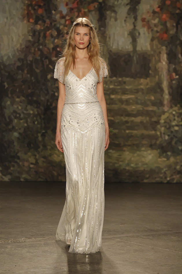 Jenny Packham's Enchanting Spring 2016 Bridal Collection - Portia