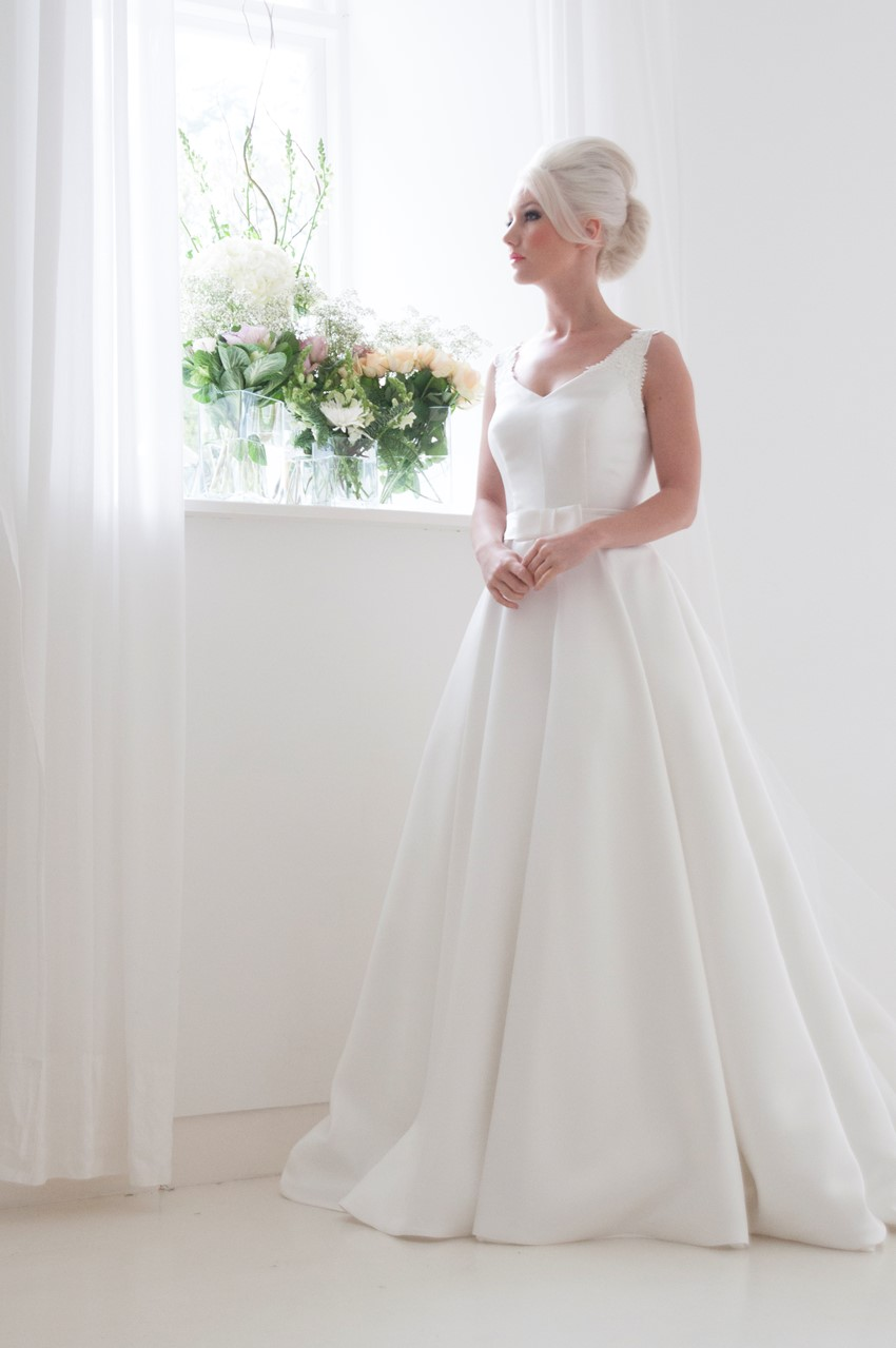 Georgina - Wedding Dress from House of Mooshki's 2016 Bridal Collection