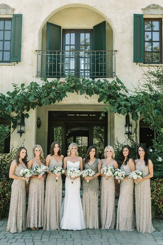 5 Spring Bridesmaids Looks Your Ladies Will Love - Neutrals