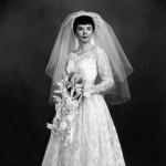 Chic Vintage 1950s Bride - Loretta Jean Fleischer