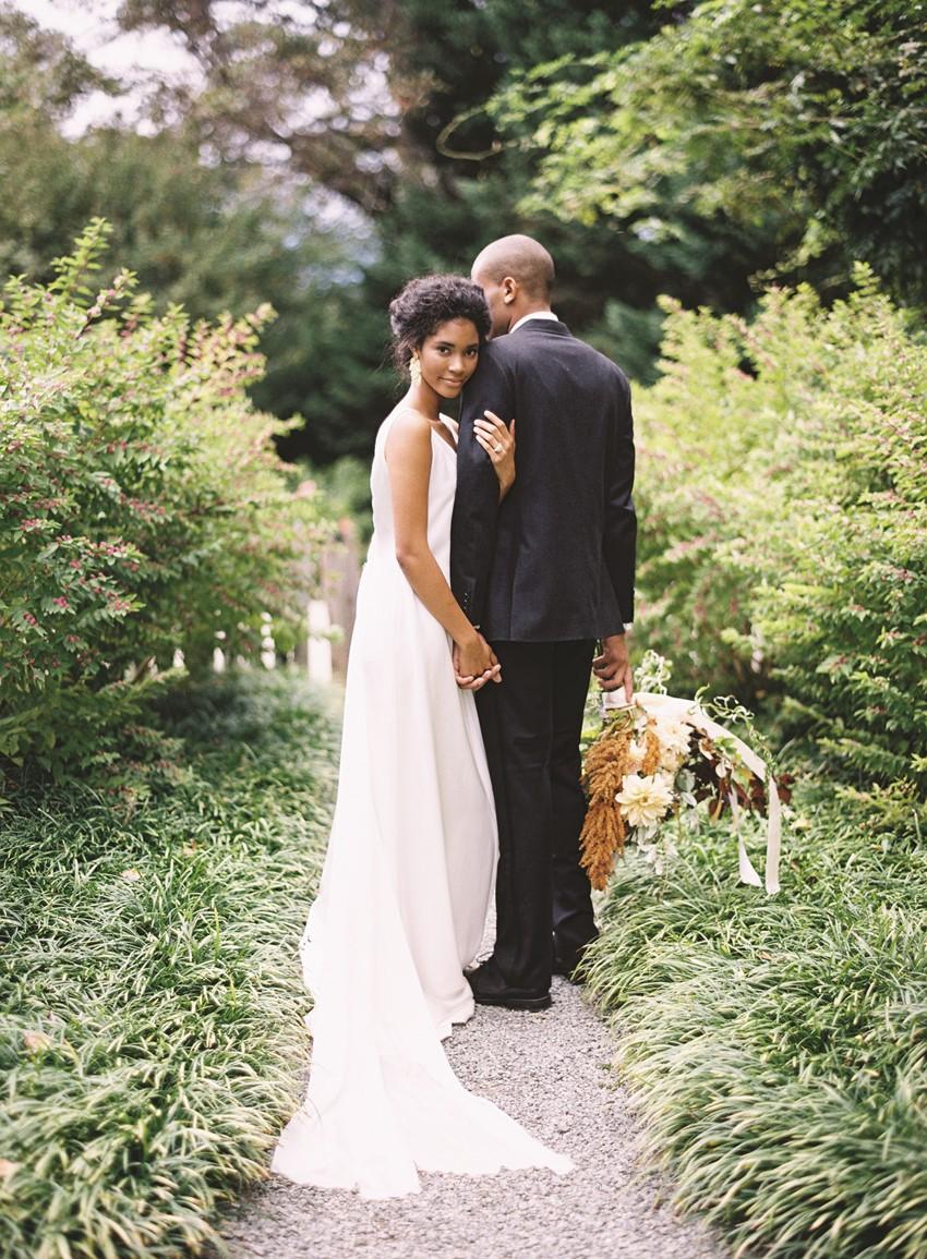Elegant Autumn Wedding Inspiration