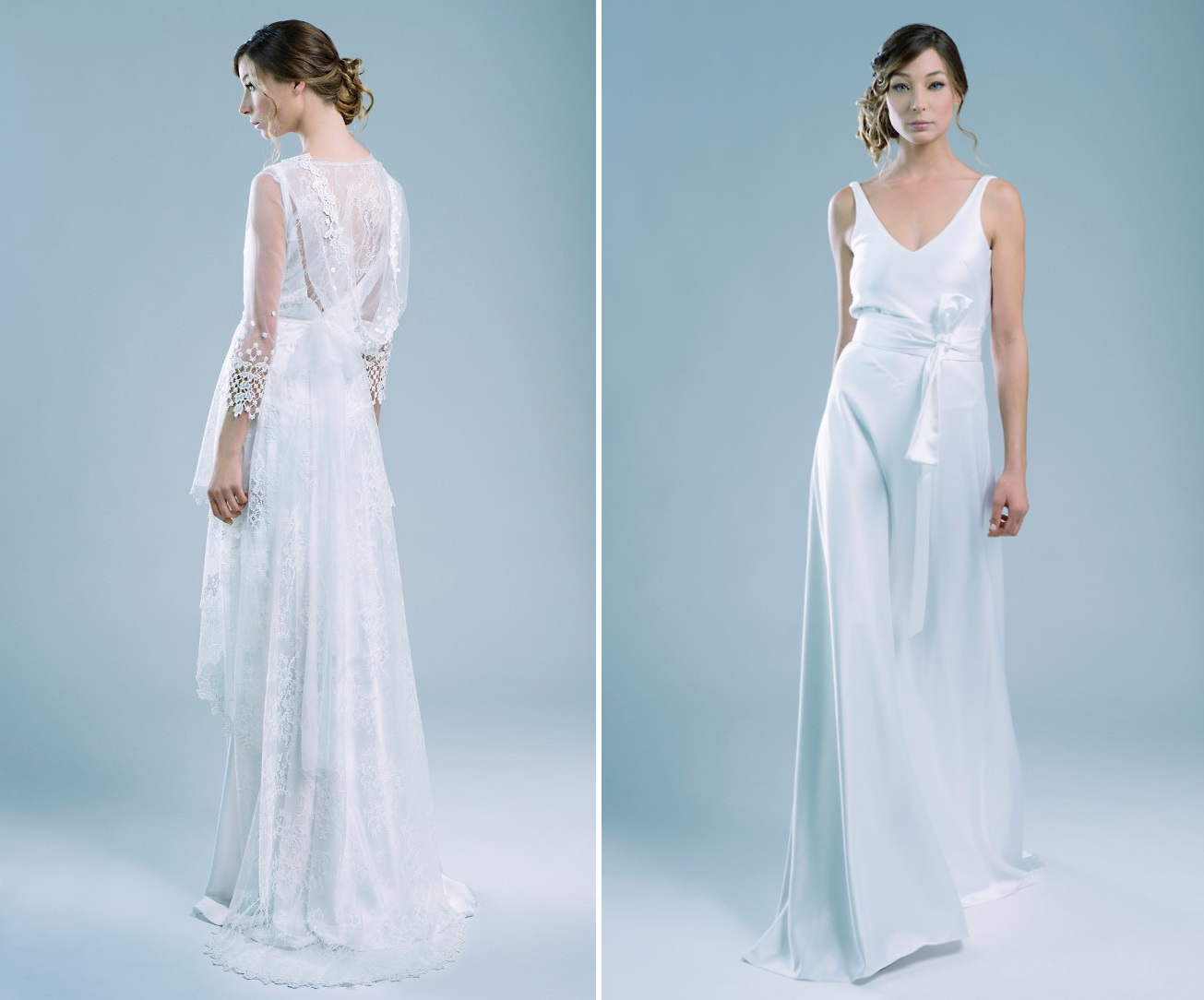 The Beautiful 2016 Bridal Collection from Petite Lumiere : Chic ...