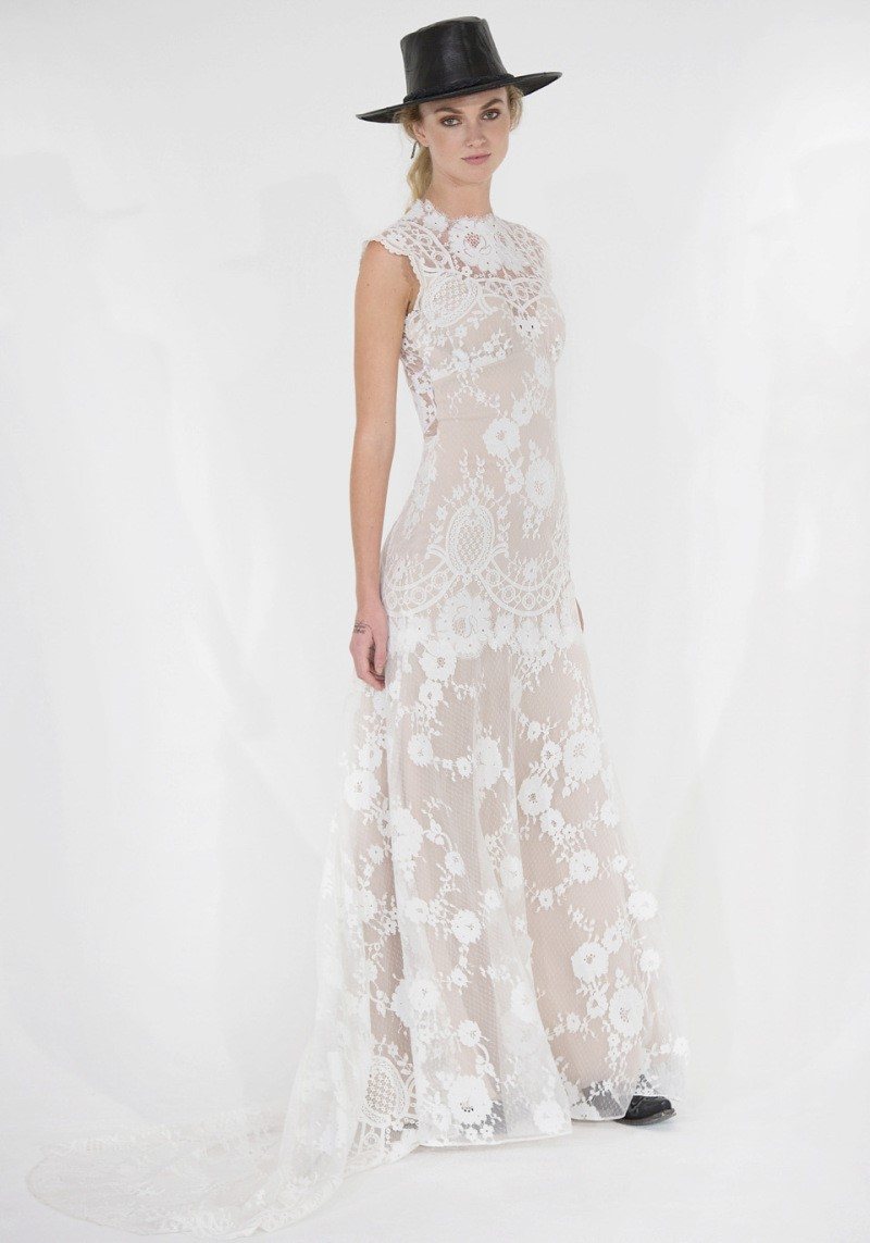 'Into The Sunset' Claire Pettibone's 2016 Romantique Collection - Cheyenne