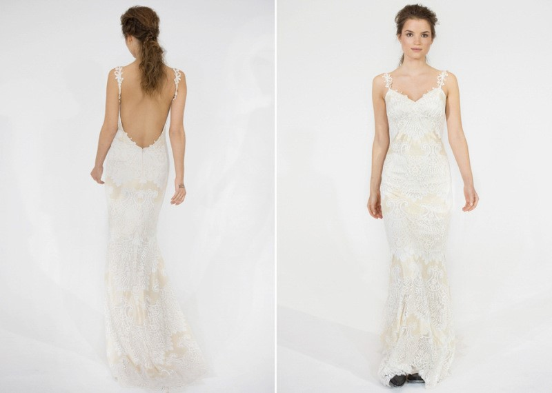 'Into The Sunset' Claire Pettibone's 2016 Romantique Collection - Dakota