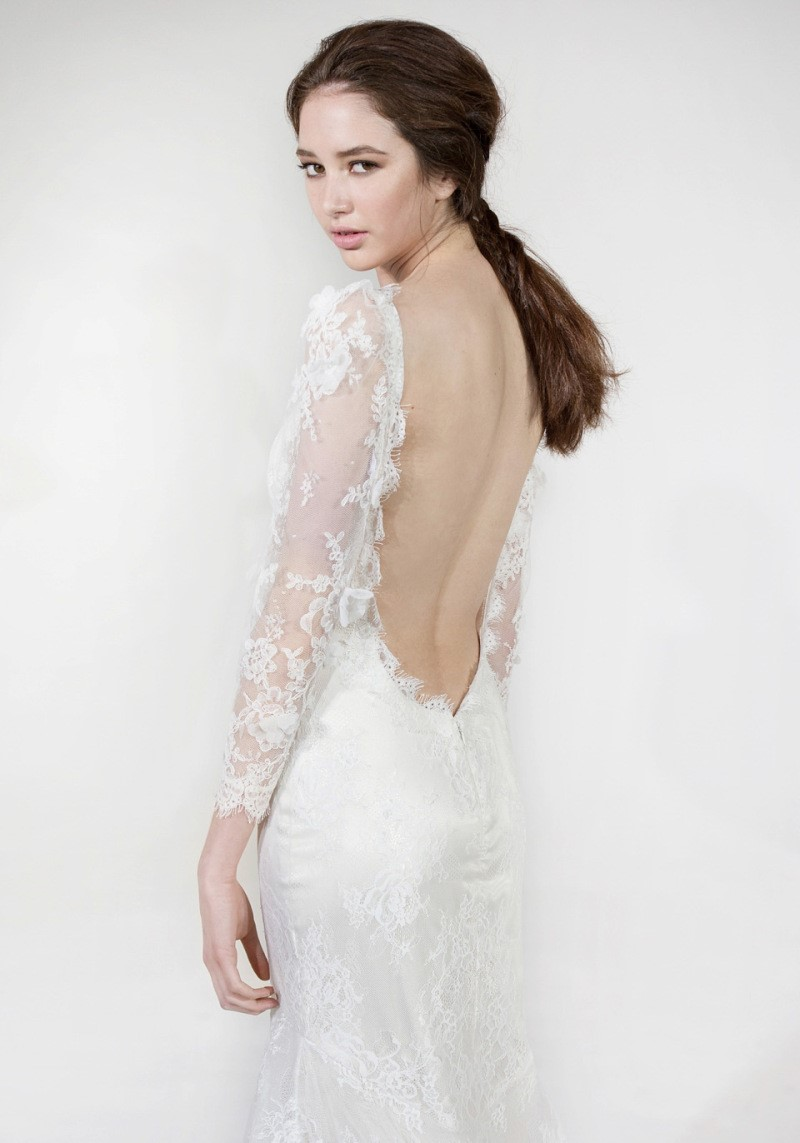 'Into The Sunset' Claire Pettibone's 2016 Romantique Collection - Maybelle